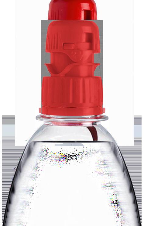 INCAP with bottle